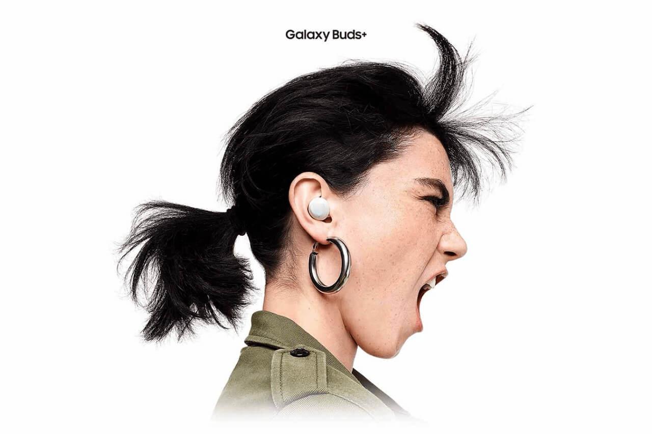 SAMSUNG藍牙耳機 Galaxy Buds+