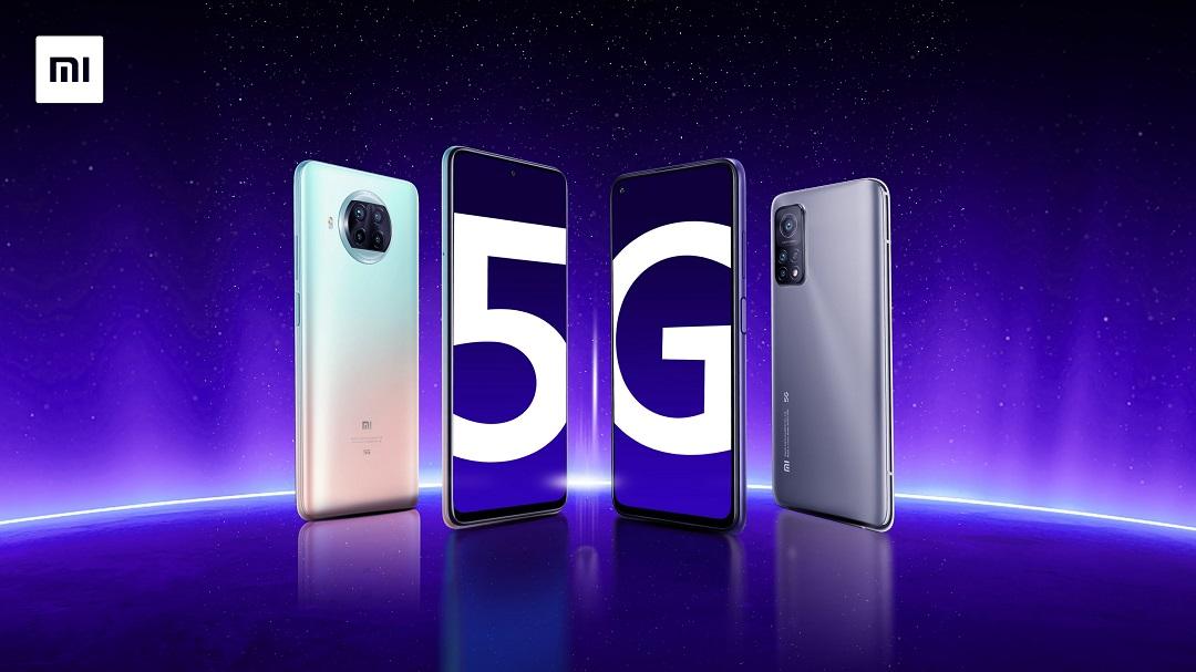 小米5G手機布局完整,即日起至3月7日止至小米專賣店與燦坤3C實體門市購買小米或Redmi的5G手機,即贈送Redmi行動電源 10000 標準版 白色乙個