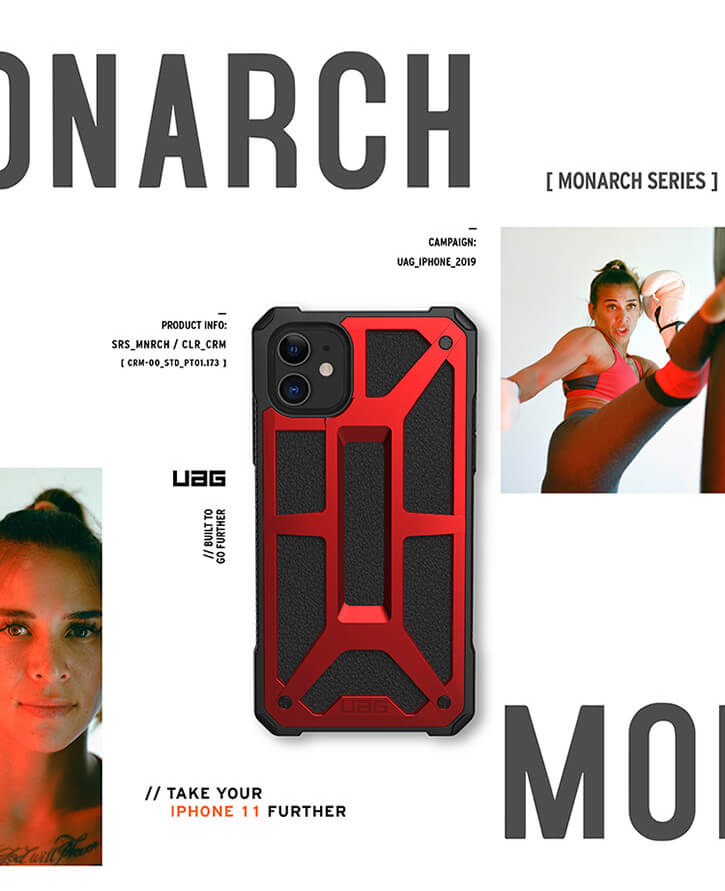 UAG 頂級版美國軍規耐衝擊 iPhone 11 Pro
