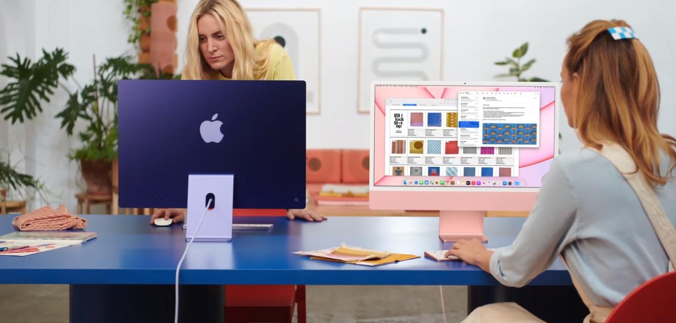 【快訊】超大iMac明年推出?爆料者:將配備比M1更強晶片