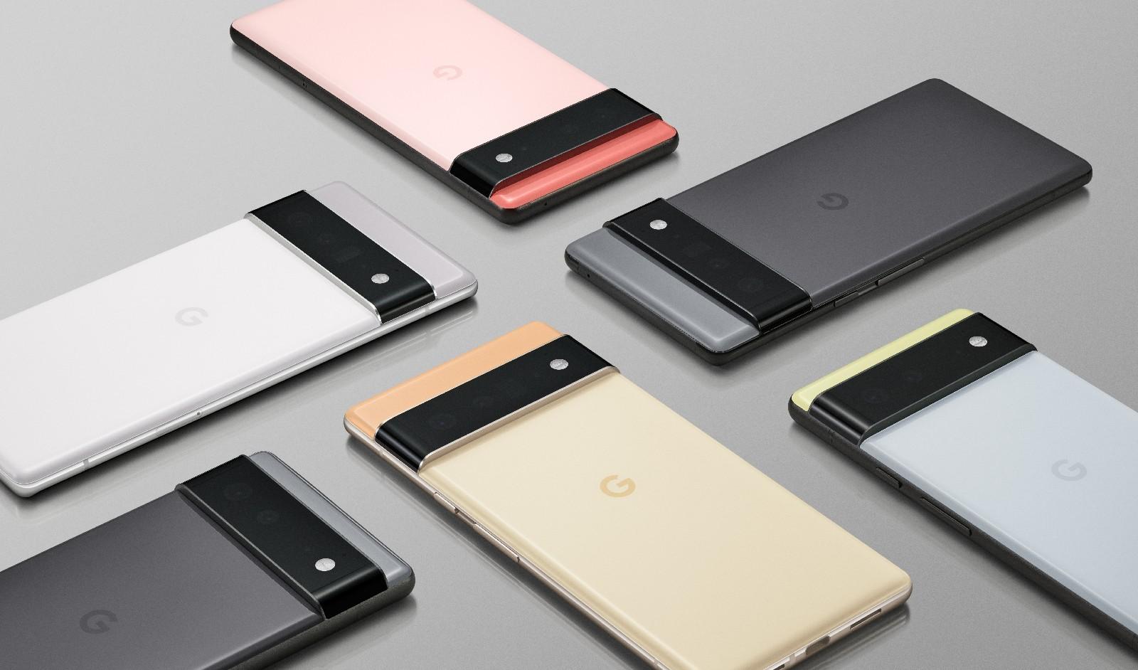 【快訊】Google Pixel 6要來了?官方無預警曝光外觀