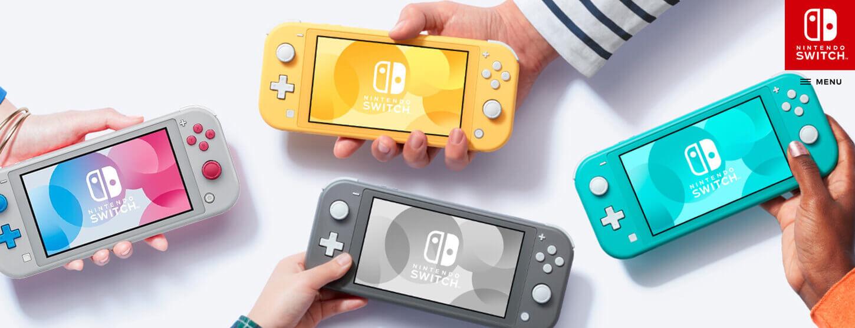 Nintendo任天堂Switch Lite版