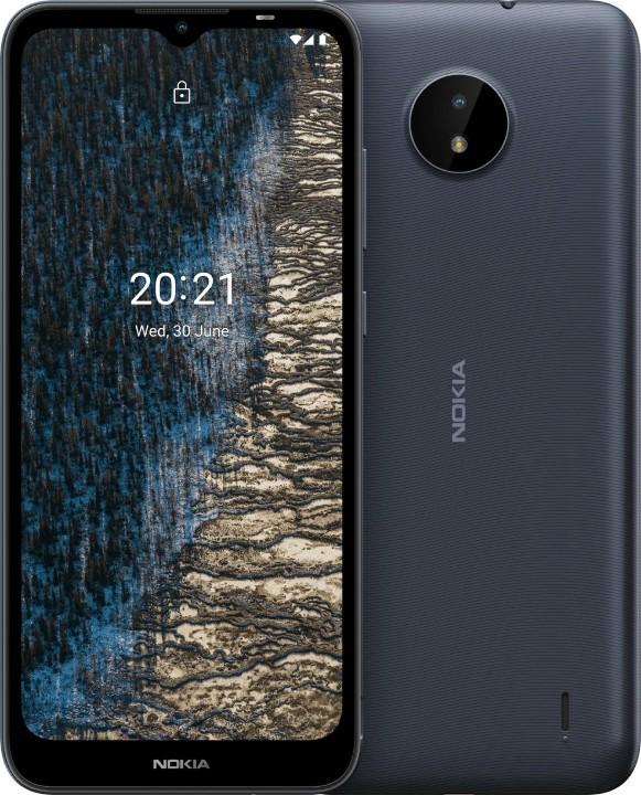 【快訊】Nokia 全新入門機 C20 Plus 詳細規格曝光 電池、記憶體大升級