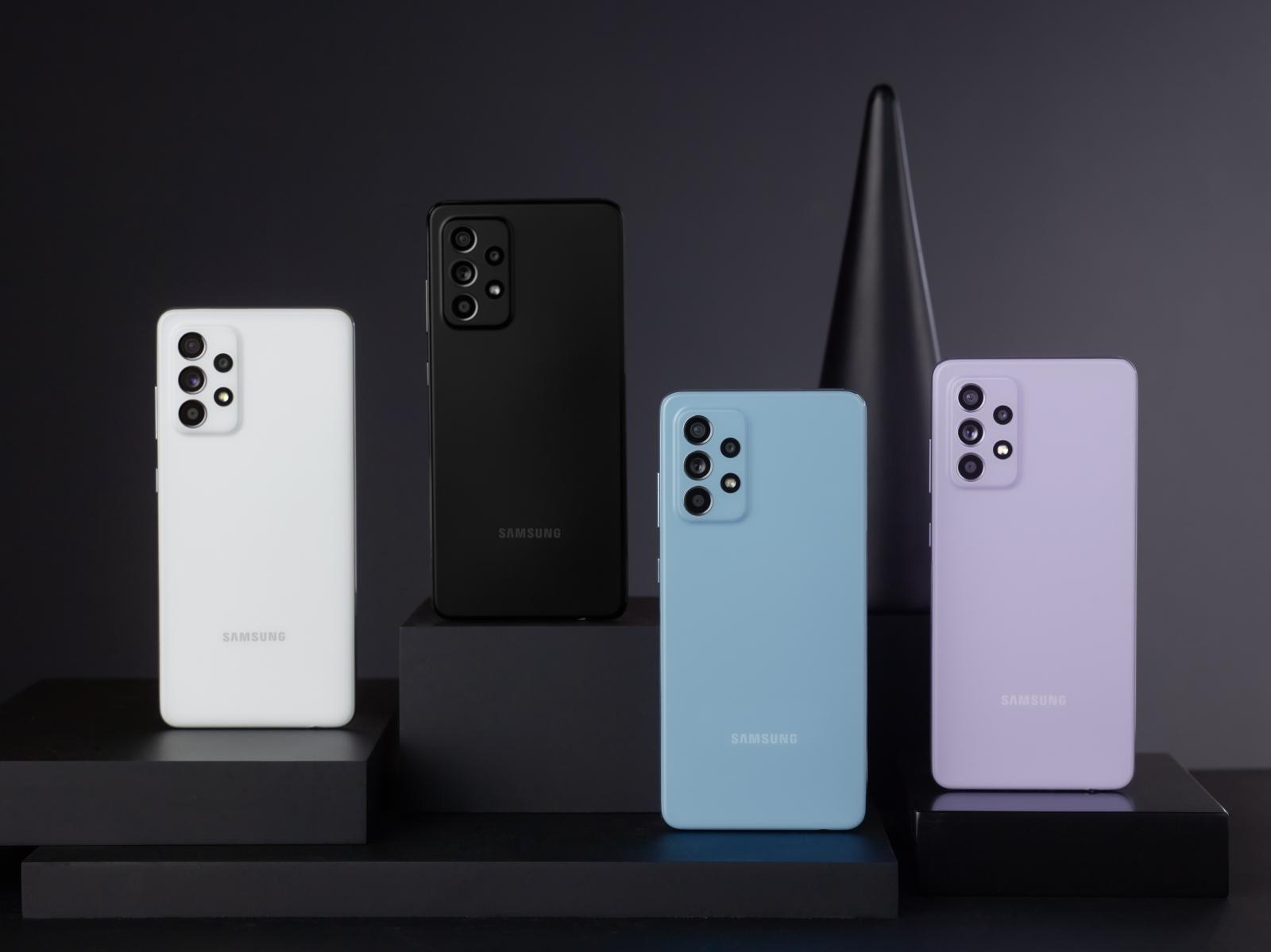 【快訊】最強中階手機?三星Galaxy A52升級版將登場