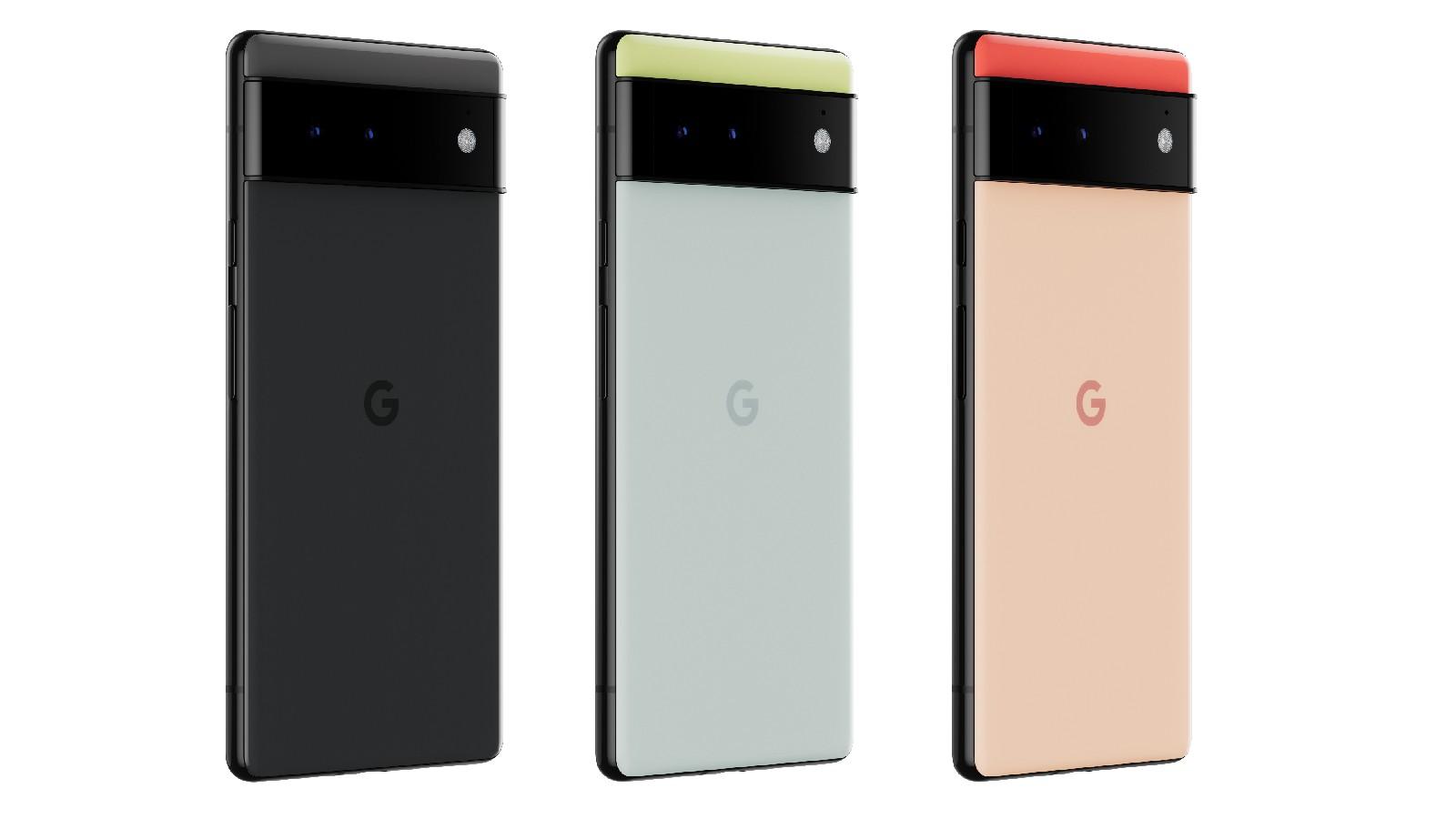 【快訊】就是要比你先? Google 爆將在蘋果發表會前一天發表 Pixel 6