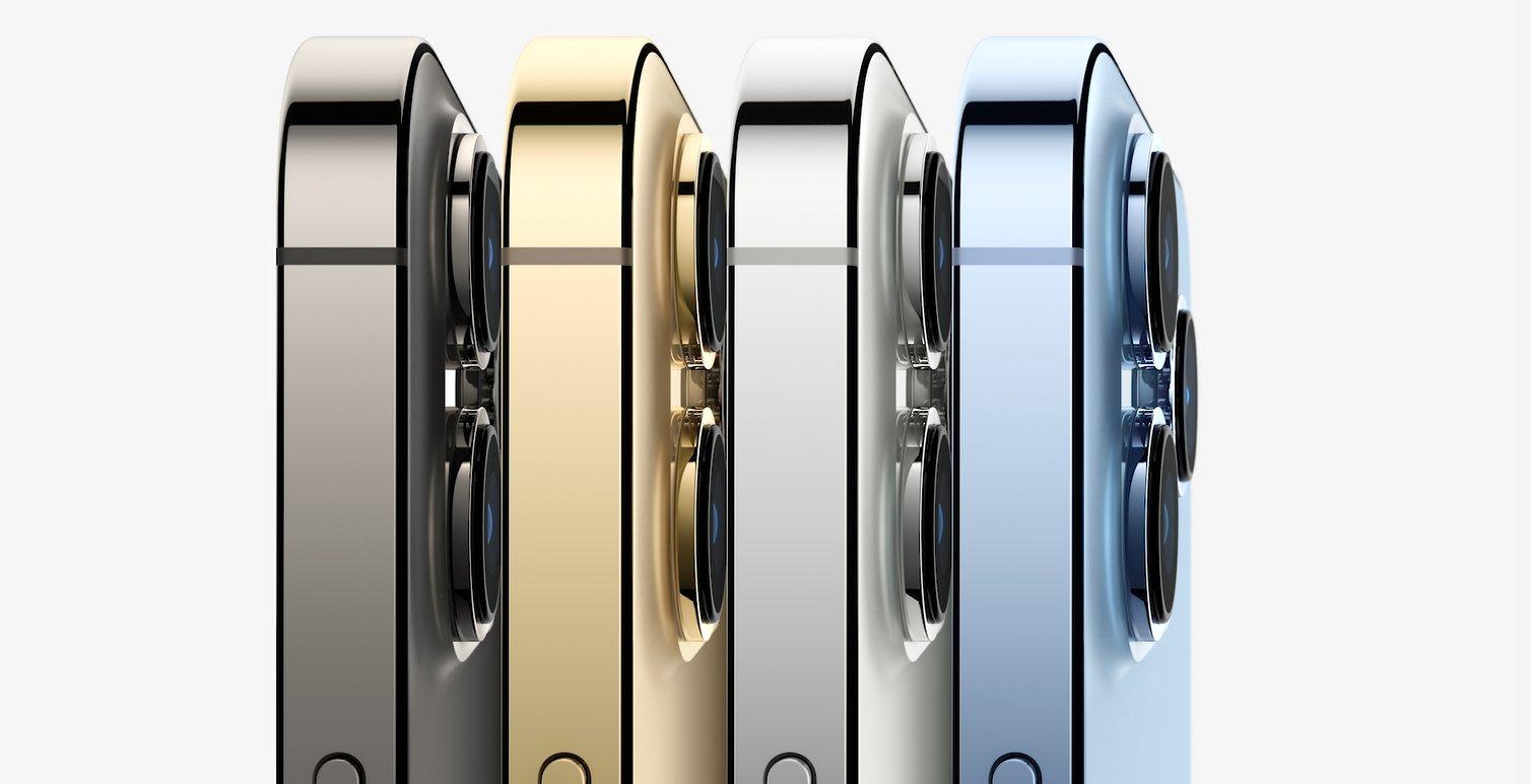 【快訊】真有1TB容量!iPhone 13 Pro新4色、價格曝光