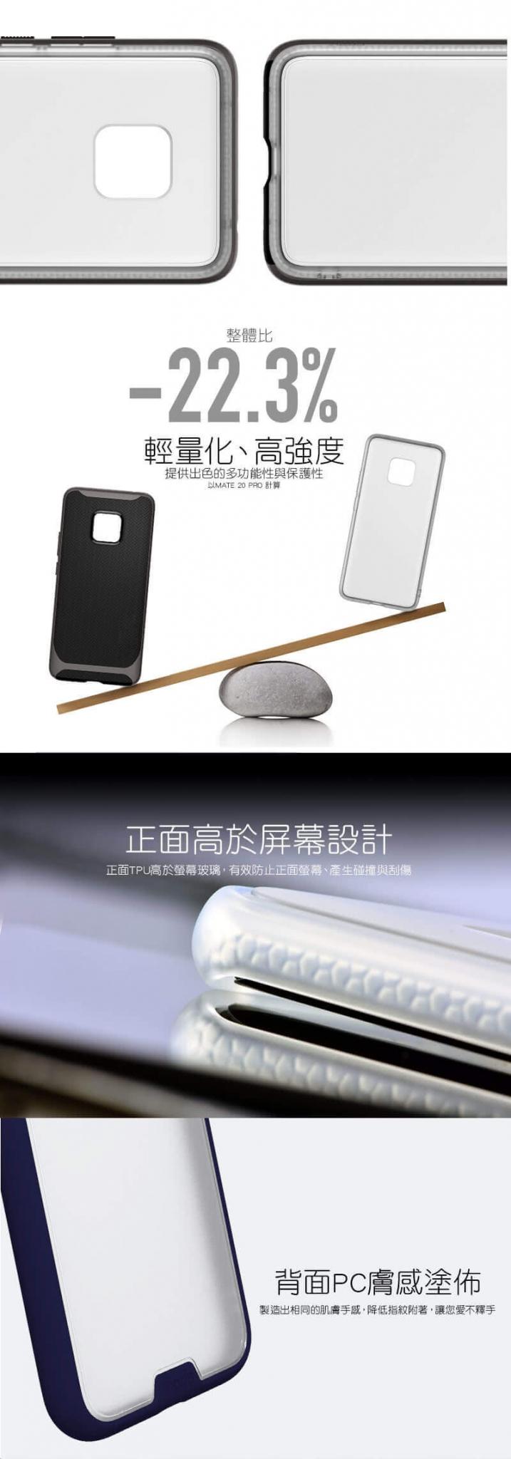 HODA 柔石軍規防摔殼 iPhone 11 Pro MAX