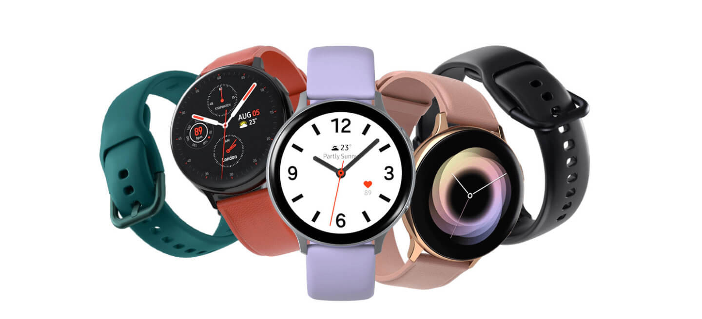 Samsung Galaxy Watch Active2 44mm (鋁製)