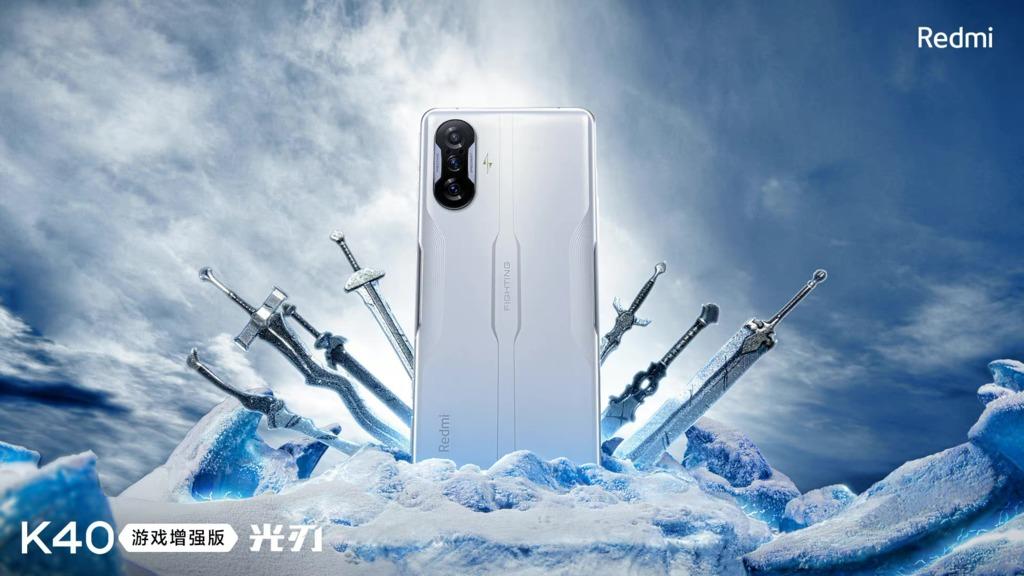 【快訊】紅米K40來臨!主打航太等級散熱、輕薄 進軍遊戲手機市場