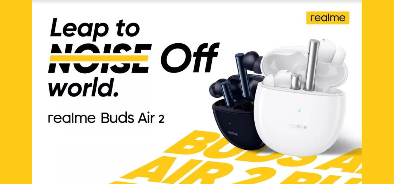 realme 藍牙耳機 Buds Air 2