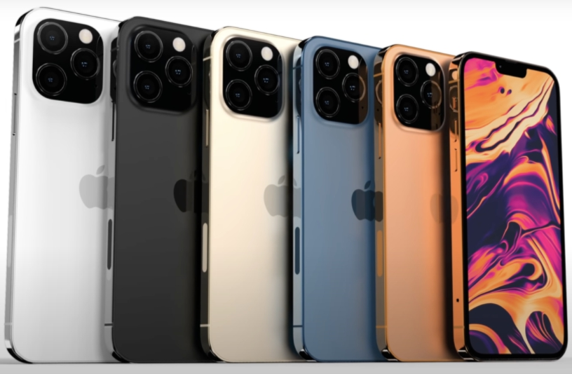 【快訊】iPhone 13瀏海變小、顏值提高!外媒爆料:可能比 iPhone 12便宜