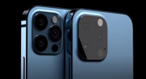 【快訊】iPhone 13 Pro最新渲染圖流出!頂配銷售價破6萬 創iPhone最貴紀錄
