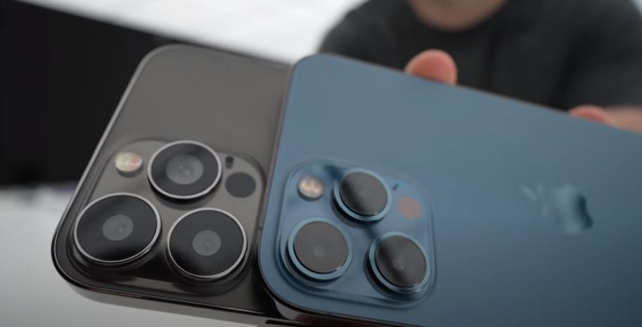 【快訊】瀏海縮小、鏡頭放大!爆料達人曝 iPhone 13 Pro Max 模樣