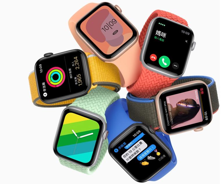 【快訊】Apple Watch推出新功能!簡單手勢、握拳就能操控