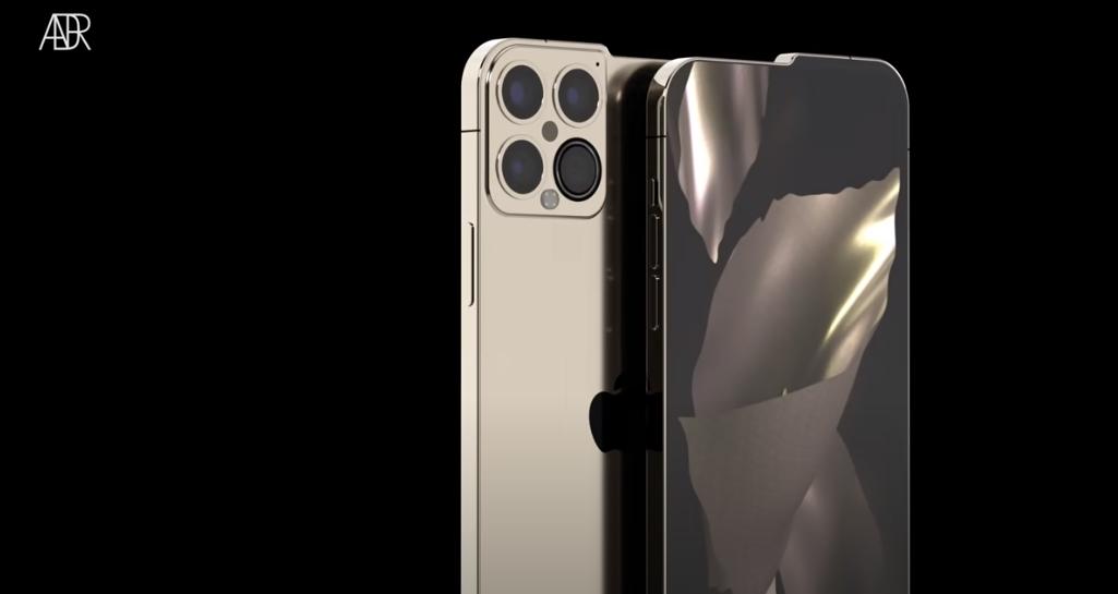 【快訊】M1 iPhone 會長怎樣?設計師曝概念機 不對稱機型驚呆網