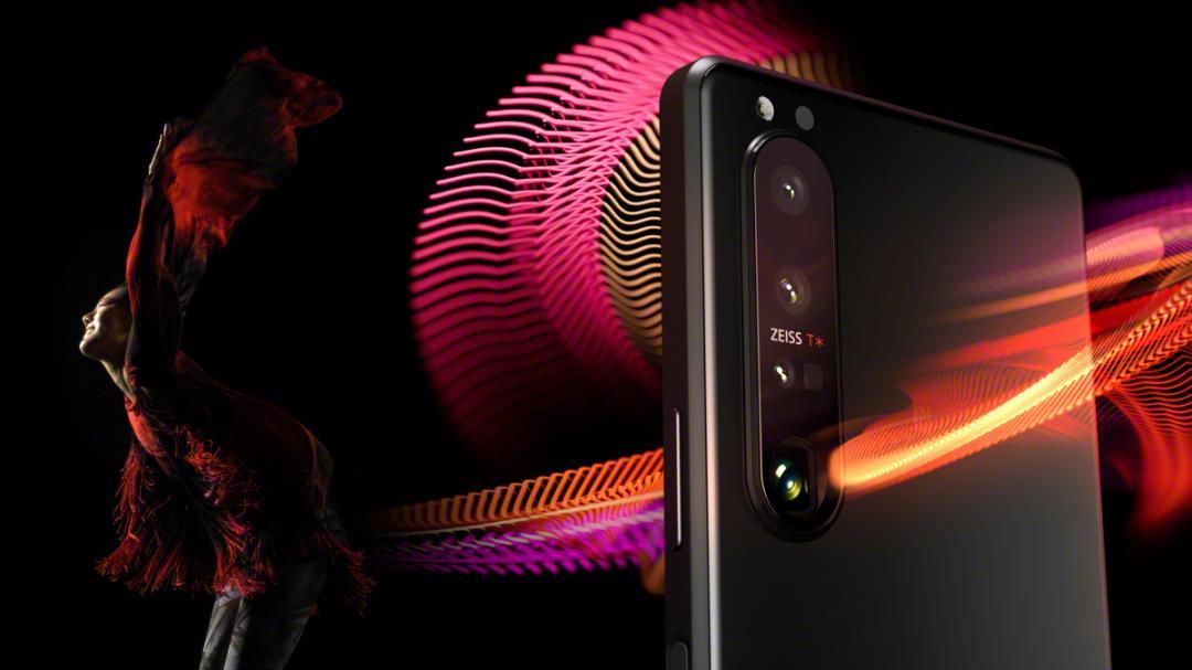 【快訊】Sony 新機亮相!Xperia 1 III 藏 2 全球首創 滿藏攝影黑科技
