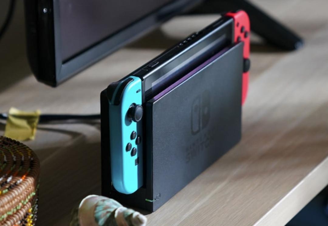 【快訊】任天堂 Switch 銷量持續突破 日媒:今年將有新一代升級款