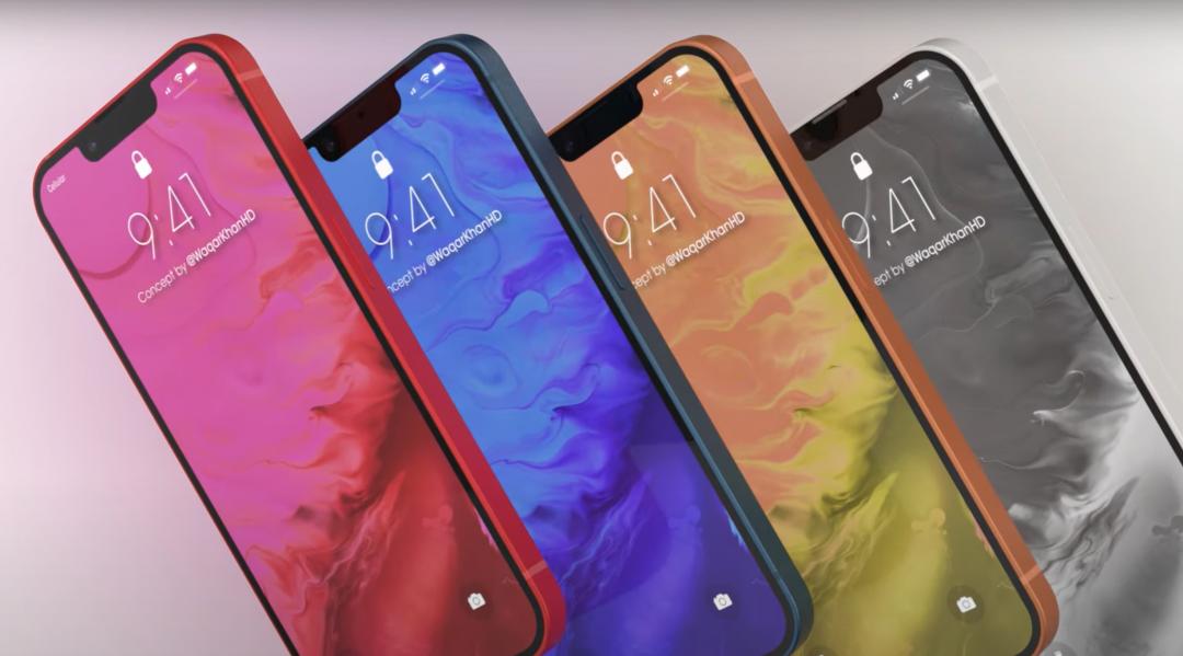 【快訊】iPhone 13最新渲染圖曝光 瀏海改變、相機鏡頭變這樣