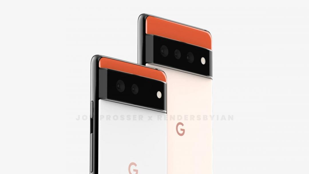 【快訊】Pixel 6鏡頭模組長這樣 保護殼洩新機外觀設計