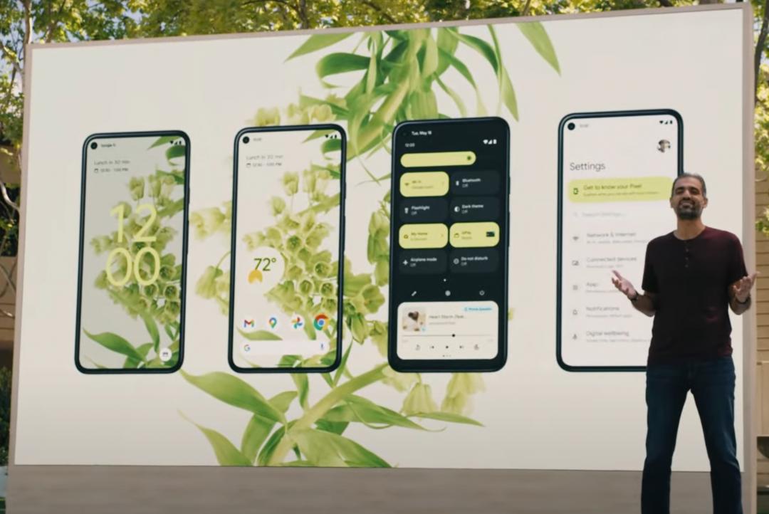 【快訊】Google I/O大會來了!Android 12 外觀大改 更新亮點看這裡