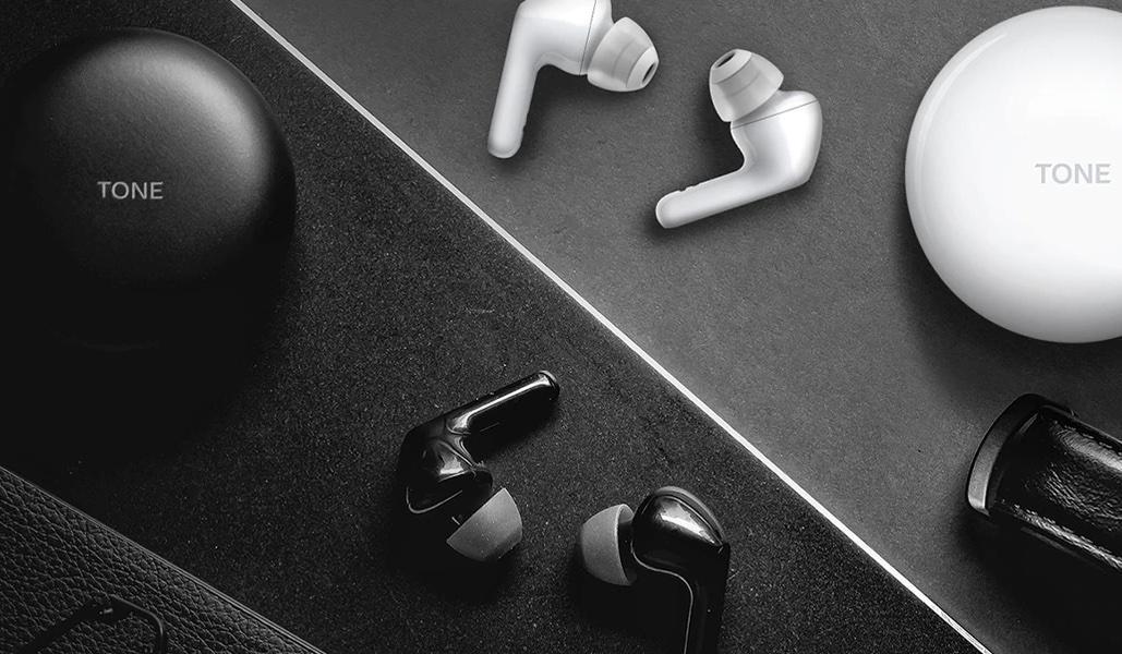 【快訊】LG 全新無線耳機登場!主動降噪不夠還能「殺菌」