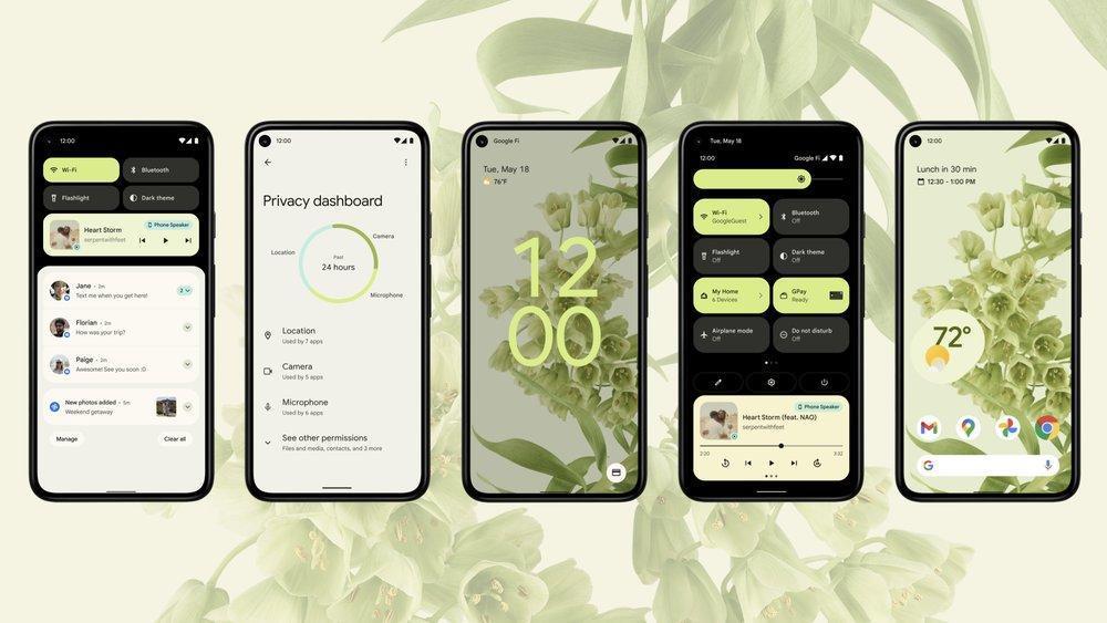 【快訊】安卓手機將可App即時翻譯?Android 12 隱藏版新功能曝光