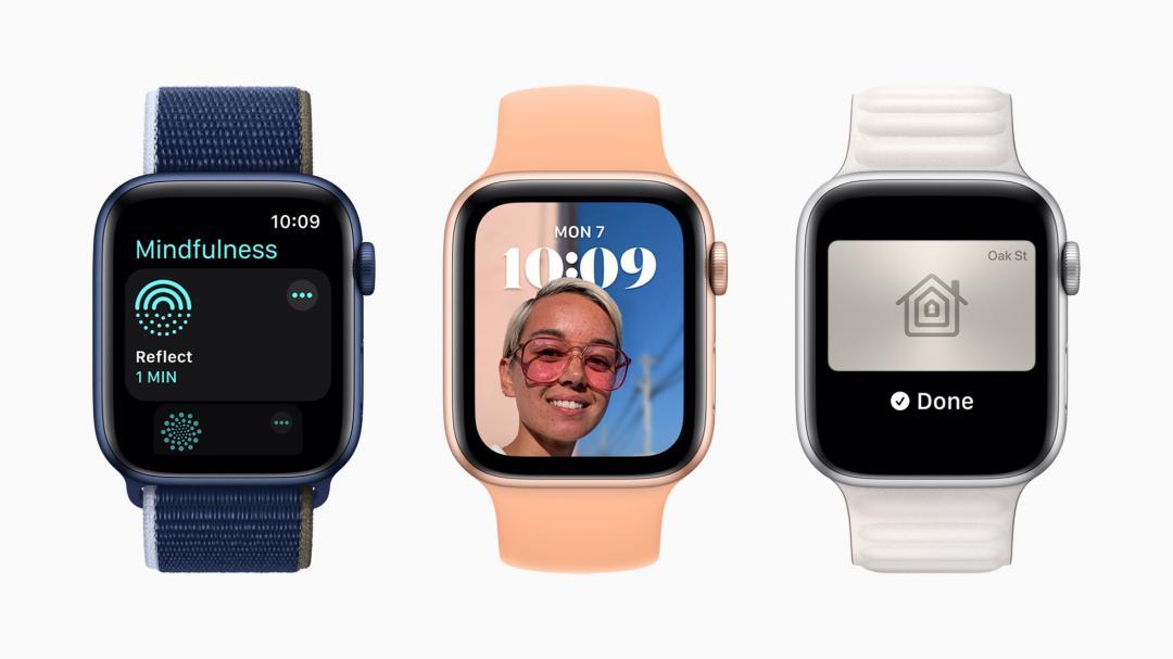 【快訊】 Apple Watch 大量新功能登場 錶面神進化變這樣