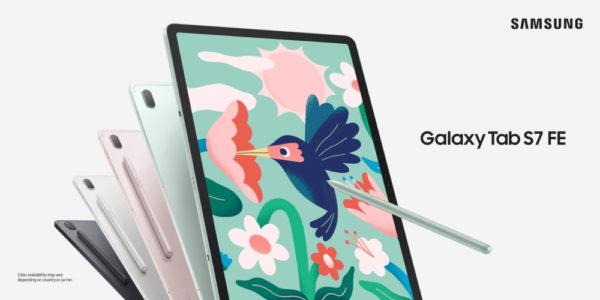 【快訊】網課平板再多新選擇!三星Galaxy Tab S7 FE將登場