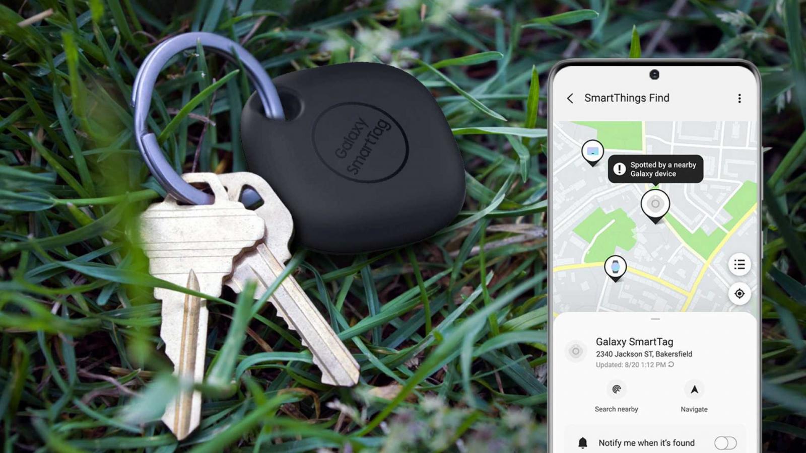 【快訊】絕不輸蘋果! AirTag 才發表 三星緊貼宣布:升級 Smart Things Find 服務