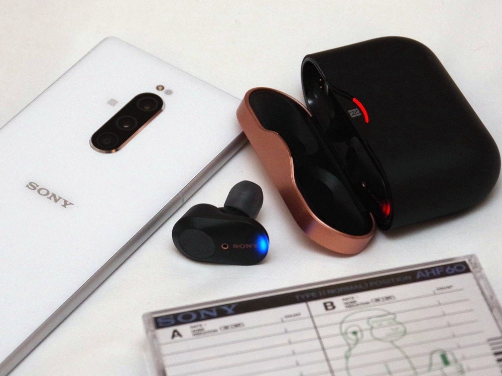 【快訊】為新一代產品鋪路?Sony宣布WF-1000XM3 大降價