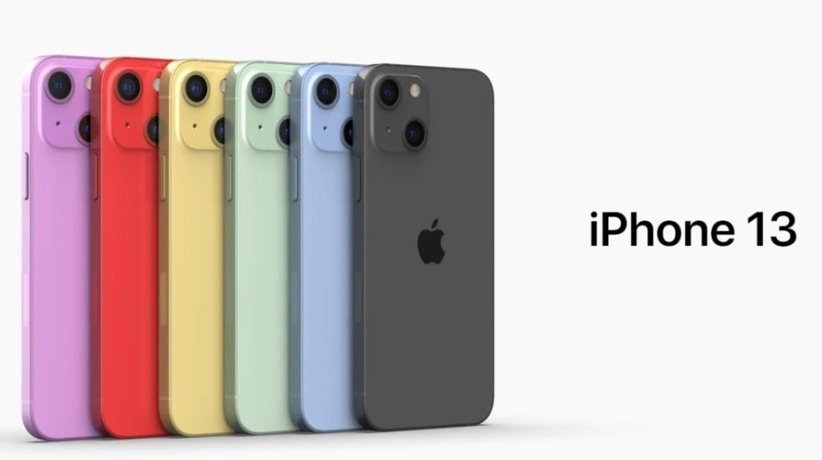 【快訊】iPhone 13更詳細規格流出 入門機款不到2萬台幣