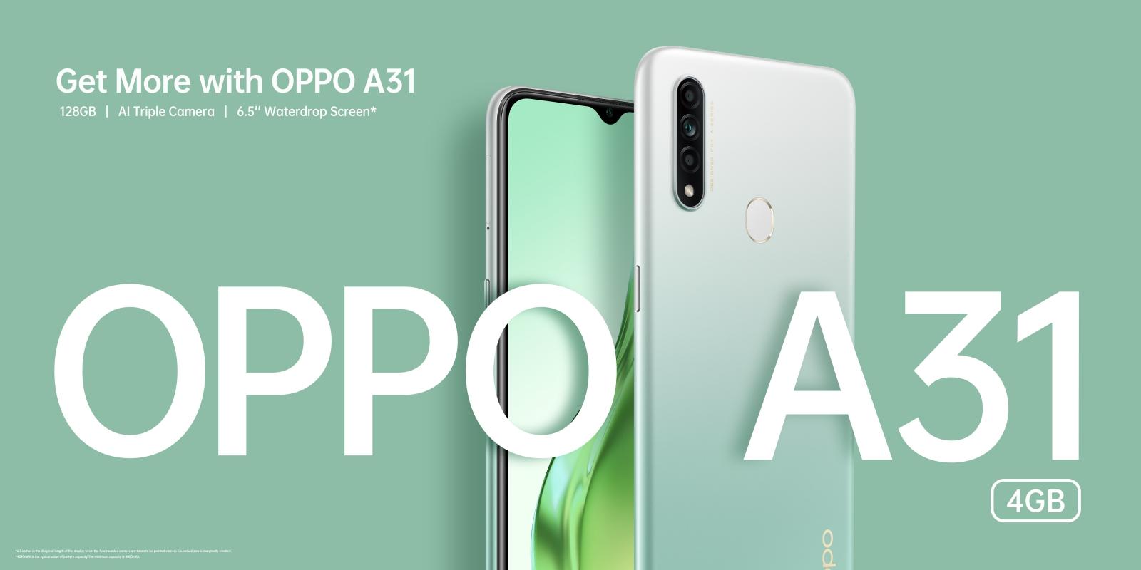 OPPO A31 (4G/128G)