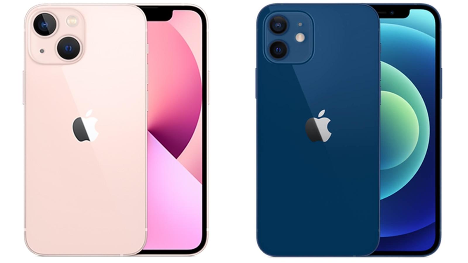 【機型比較】iPhone 13 mini和12 mini規格功能比較!哪裡買最便宜?