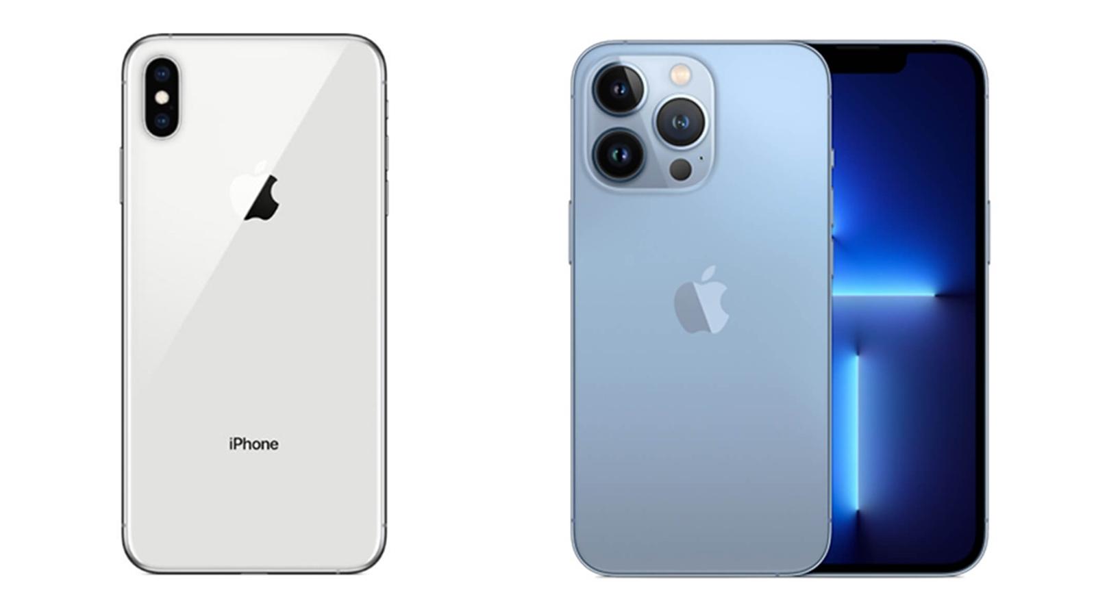 【機型比較】iPhone 13 Pro Max和XS Max選哪台比較好?規格功能/評價比較!哪裡買最便宜?