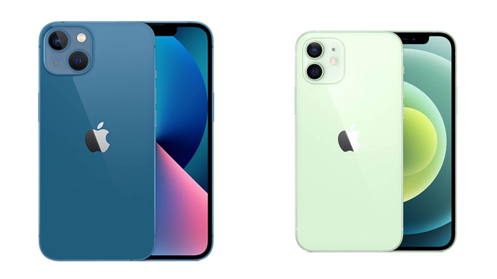 【機型比較】iPhone 13跟12 mini該怎麼選擇?不同差異為何?哪裡買最便宜?