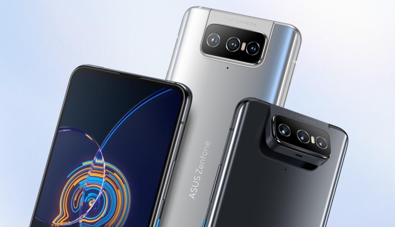【購機技巧】2021第三季ASUS華碩手機推薦!頂級旗艦、電競遊戲機一次看