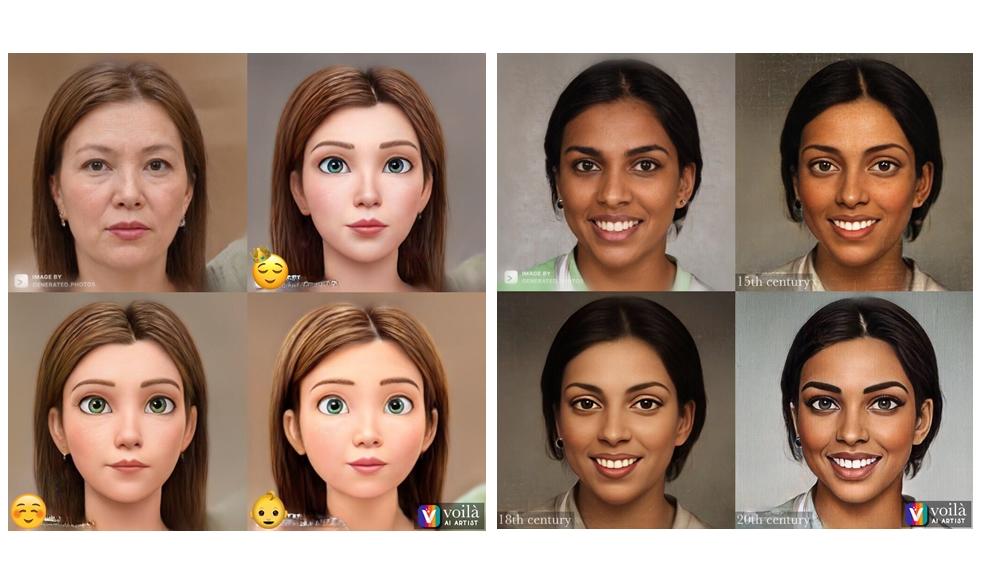 【APP推薦】「Voila AI Artist」手機修圖軟體 讓大頭貼一秒變卡通/芭比公主/手繪漫畫風