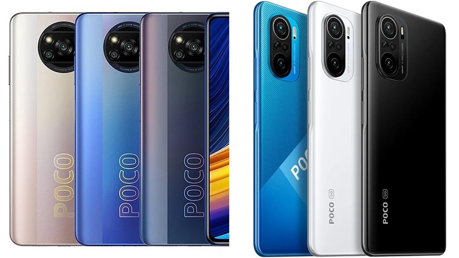 【手機專知】POCO F3跟X3 Pro的不同差異為何?消費者該怎麼選擇?
