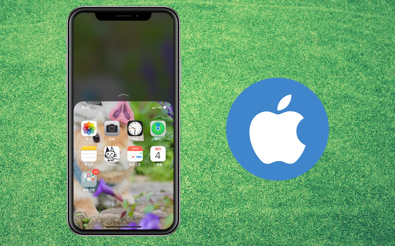 【手機專知】iPhone螢幕畫面只剩一半?教你如何關閉「單手模式」功能