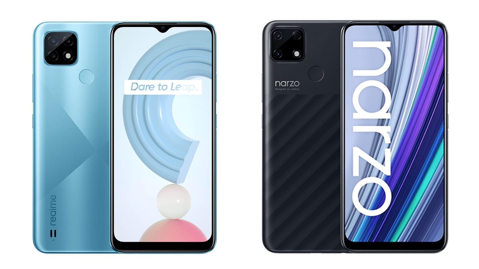 【手機專知】realme narzo 30A跟C21的不同差異為何?消費者該怎麼選擇?