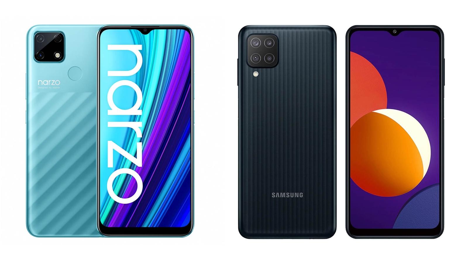 【手機專知】realme narzo 30A跟三星M12的不同差異為何?消費者該怎麼選擇?