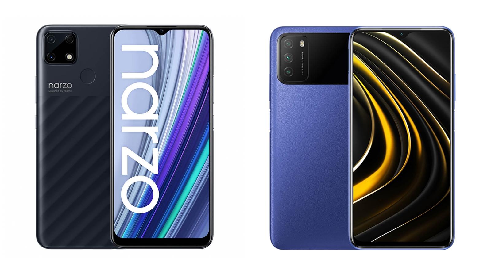 【手機專知】realme narzo 30A跟Poco M3的不同差異為何?消費者該怎麼選擇?