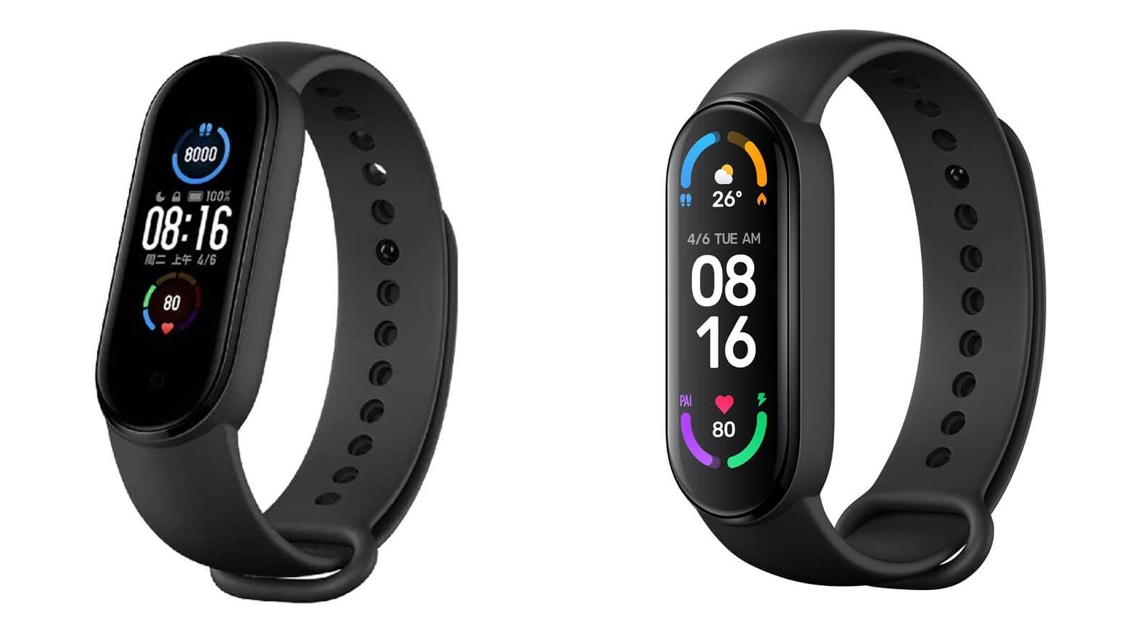 【手機專知】小米手環6跟小米手環5的不同差異為何?消費者該怎麼選擇?