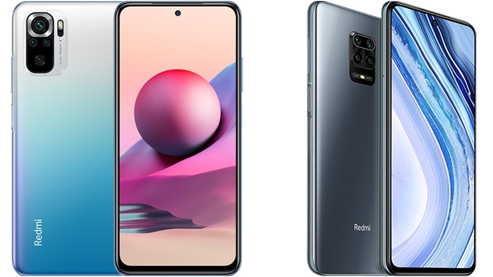 【手機專知】紅米Note 10s跟Note 9 Pro的不同差異為何?消費者該怎麼選擇?