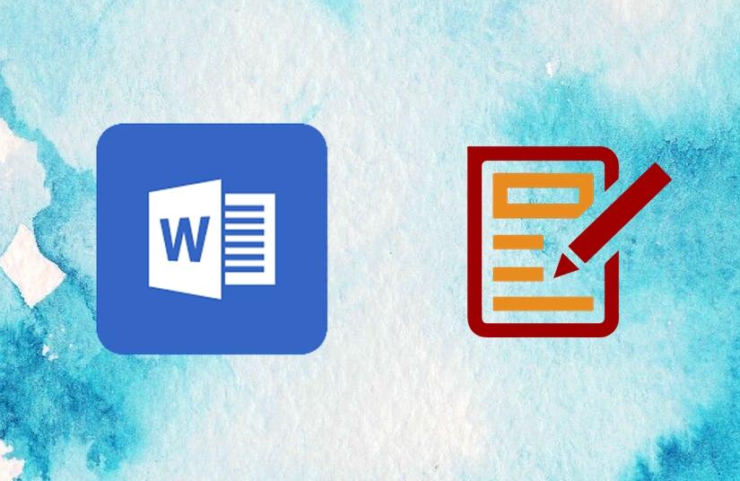 【科技新知】Word圖片排版一直跑掉怎麼辦?透明表格製作教學
