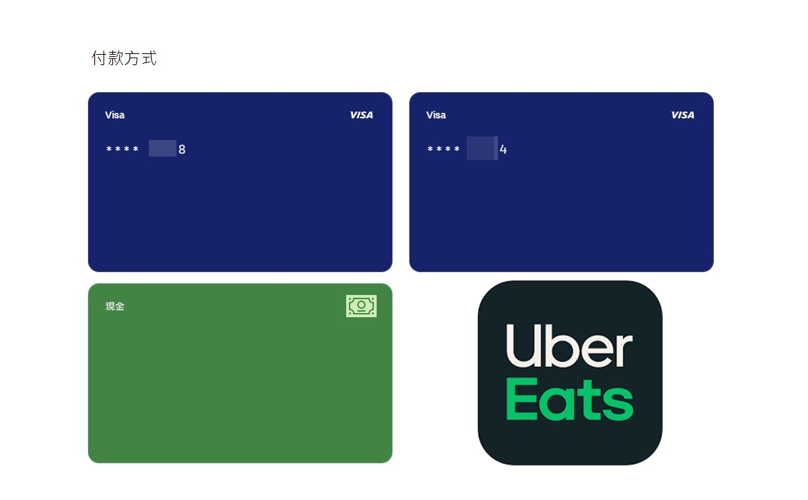 【科技新知】UberEats如何刪除信用卡資料?網頁版/手機APP取消信用卡綁定教學