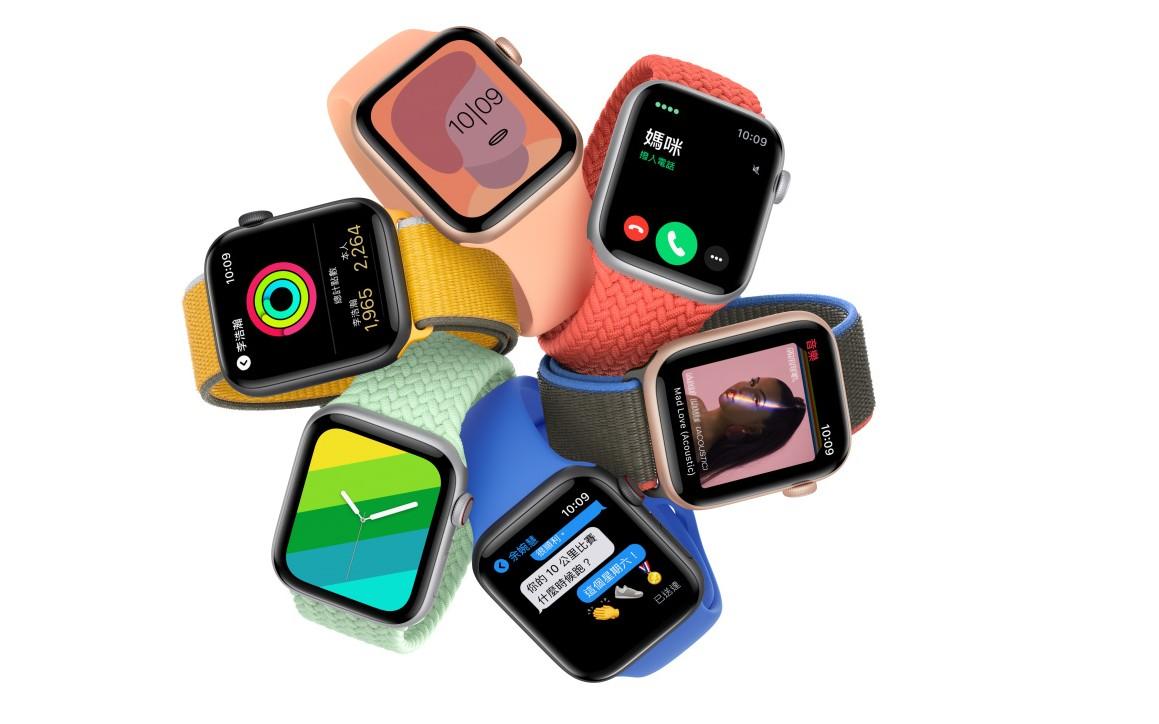 【機型比較】Apple Watch Series 6跟Watch SE的不同差異為何?該怎麼選擇?哪裡買最便宜?