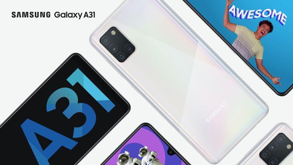 【手機專知】三星A31跟A32的不同差異為何?消費者該怎麼選擇?