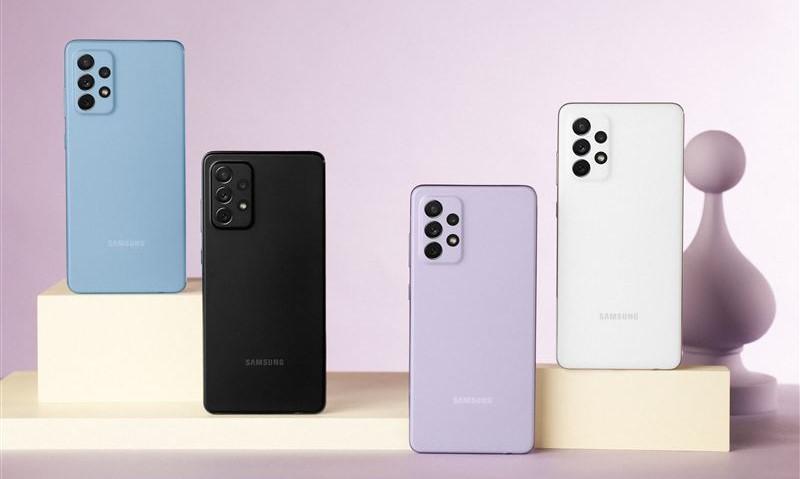 【手機專知】三星A52 5G跟A72的不同差異為何?消費者該怎麼選擇?