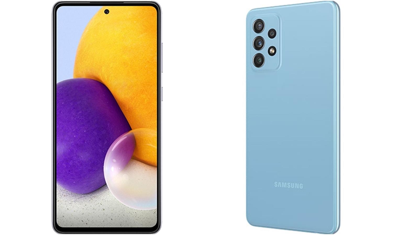 【手機專知】三星A72跟A71 5G的不同差異為何?消費者該怎麼選擇?